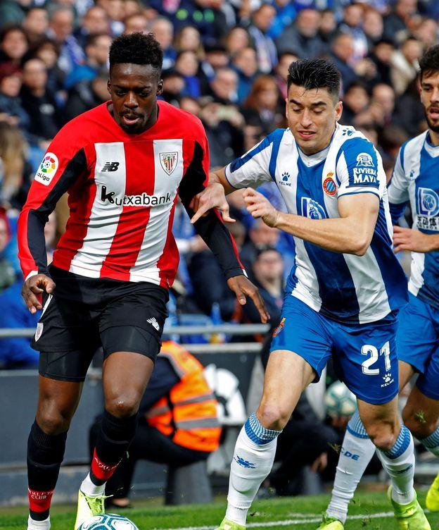 Foto: Espanyol - athletic de bilbao
