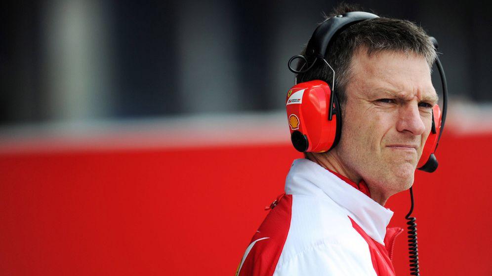 Foto: James Allison podría abandonar Ferrari en los próximos meses.