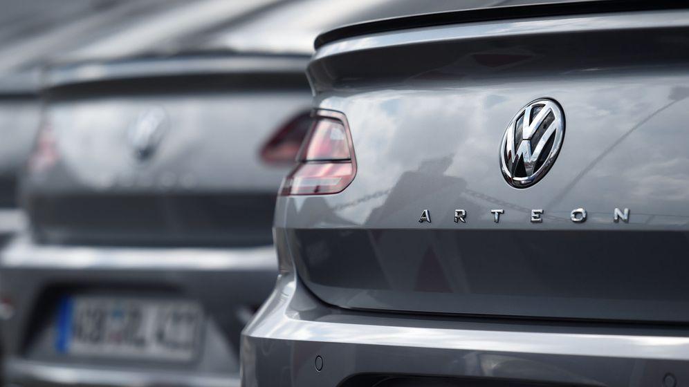 Foto: Vehículos Volkswagen. (Reuters)