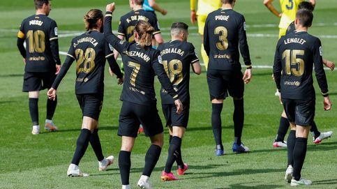 Griezmann castiga al Villarreal con un doblete y adelanta al Madrid en LaLiga (1-2)