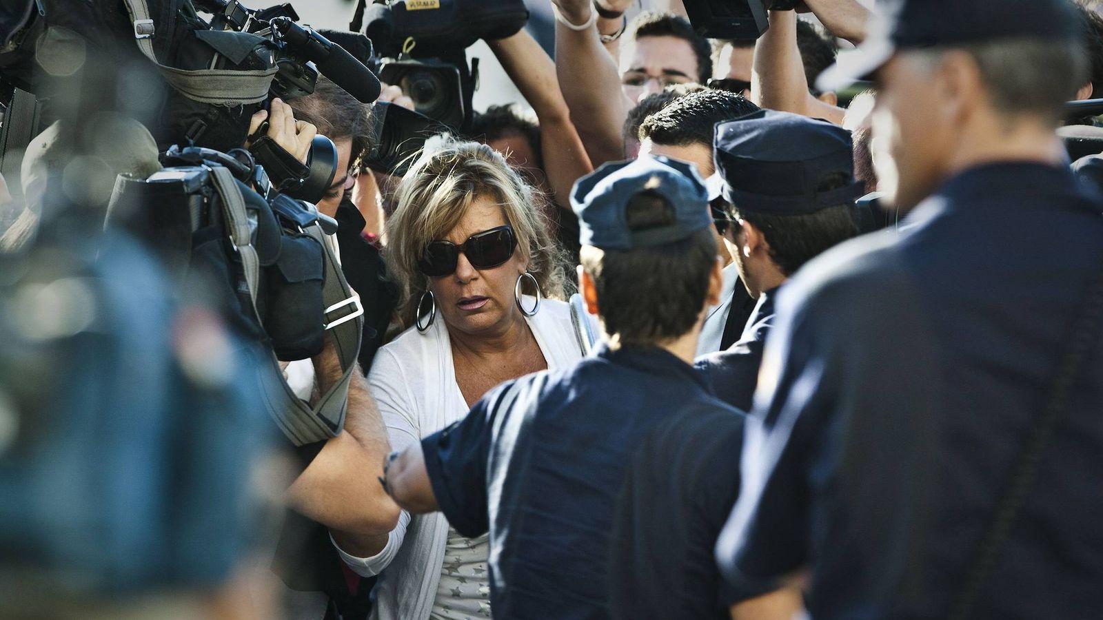 Foto: La exalcaldesa de Marbella Marisol Yagüe, en una foto de archivo. (EFE)