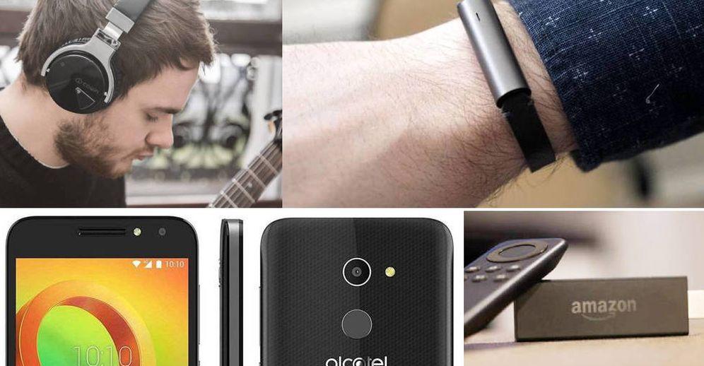 Foto: Los 15 'gadgets' más baratos para regalar estas Navidades. (EC)