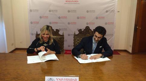 La Universidad de Salamanca abre una franquicia para enseñar español en EEUU