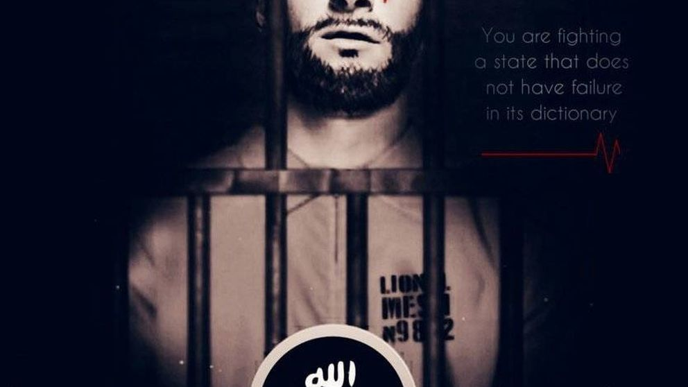 ¿Amenaza ISIS el Mundial de Rusia? Impactante cartel con Messi