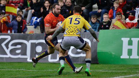 El rugby español se queda a un paso de dar un zarpazo histórico a Rumanía
