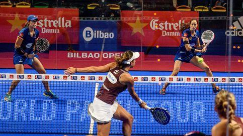 Los mejores puntos de las semifinales del Bilbao Open de pádel