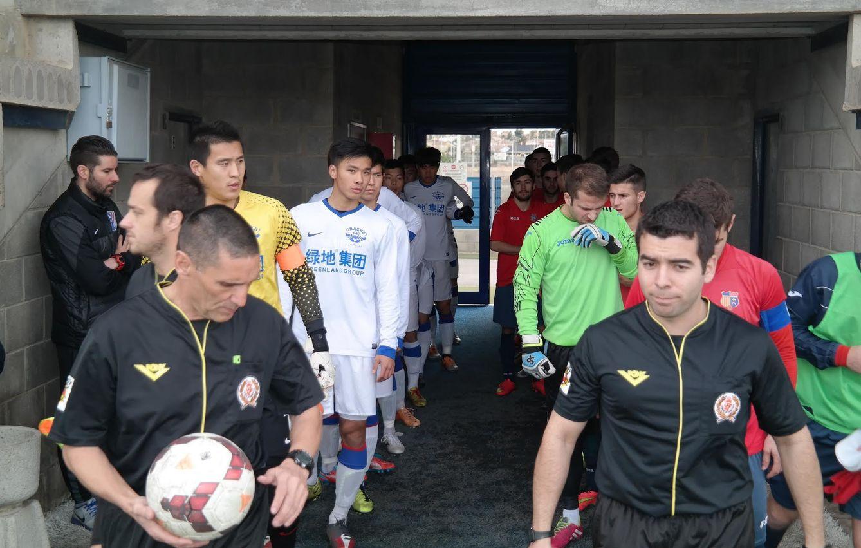 Foto: La gran invasión que llegó de Shanghai para revolucionar el fútbol regional de Valencia