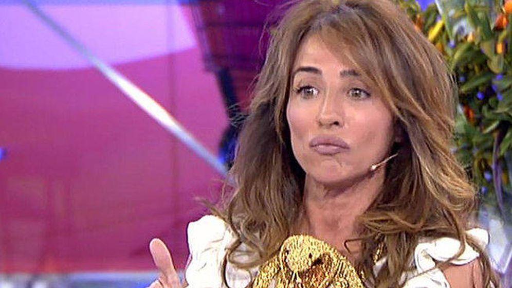Foto: María Patiño en 'Sábado Deluxe'.