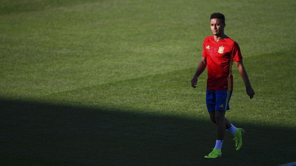 Foto: Thiago debe ser una referencia de la Selección (Albert Gea/Reuters).