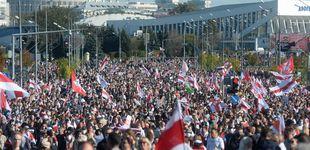 Post de Decenas de miles de bielorrusos desafían a Lukashenko pese a la represión