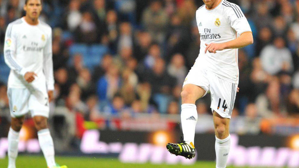 Renovación de Xabi: Mourinho se cruza en el camino de Ancelotti