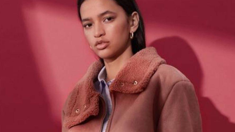 La chaqueta más suave y mullida del invierno es, casi con toda seguridad, esta de Parfois