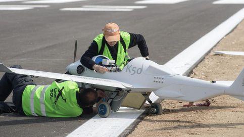 El aeródromo de Doñana para drones que no existen sigue paralizado