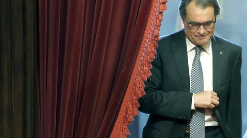 Artur Mas toma impulso tras la ruptura con UDC para el 'procés' plebiscitario del 27-S