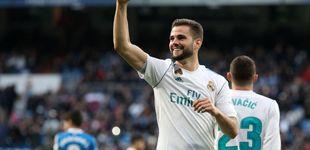 Post de ¿Es normal que Nacho sea el jugador más regular del Real Madrid?