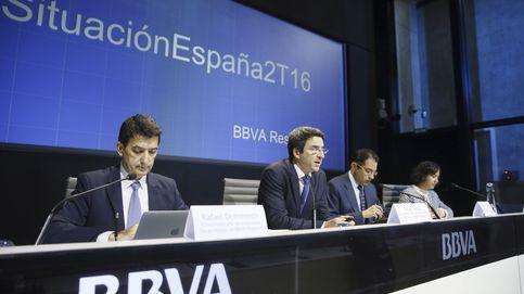 BBVA mantiene las previsiones de crecimiento pese al 'impasse' político