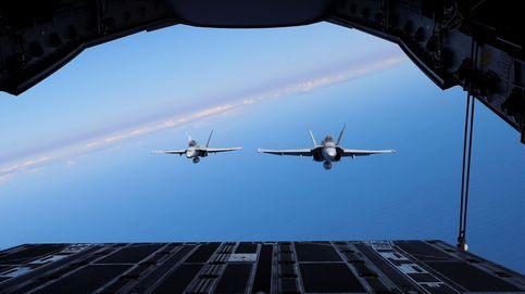 Francia, España y Alemania pactan un nuevo sistema de combate aéreo con drones y aviones