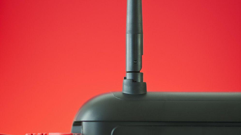 Foto: Un router, probablemente protegido con una clave WPA2 (Tetra Images/Corbis)