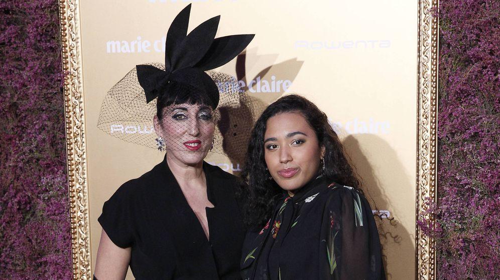 Foto: Rossy de Palma y su hija Luna Mary en una imagen de archivo. (Gtres)