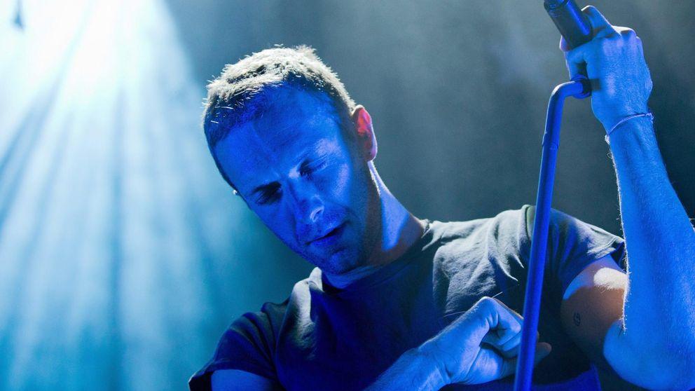El castañazo de Coldplay