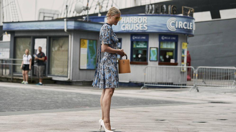 Foto: Es el momento del año para lucir vestidos cortos. (Imaxtree)