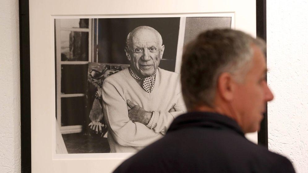 Foto: Un retrato del pintor español Pablo Picasso. (Reuters)