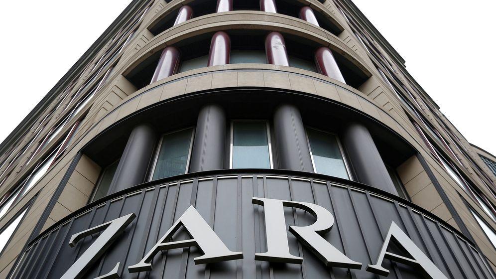 Foto: Una tienda de Zara, propiedad de Inditex. (Reuters)