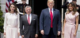 Post de Hablan los expertos: la reina Letizia conectó más con Melania Trump que Rania
