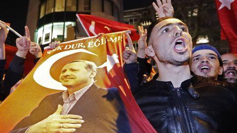 Europeos nazis y terroristas: una crisis que beneficia a Erdogan