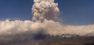 Post de Directo | El volcán, en su fase más explosiva: el aeropuerto sigue inoperativo por la ceniza