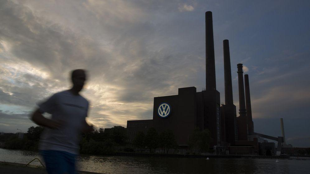 Foto: Planta de Volkswagen. (Reuters)