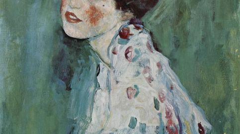 El misterio del cuadro de Klimt que fue robado y apareció en el mismo sitio