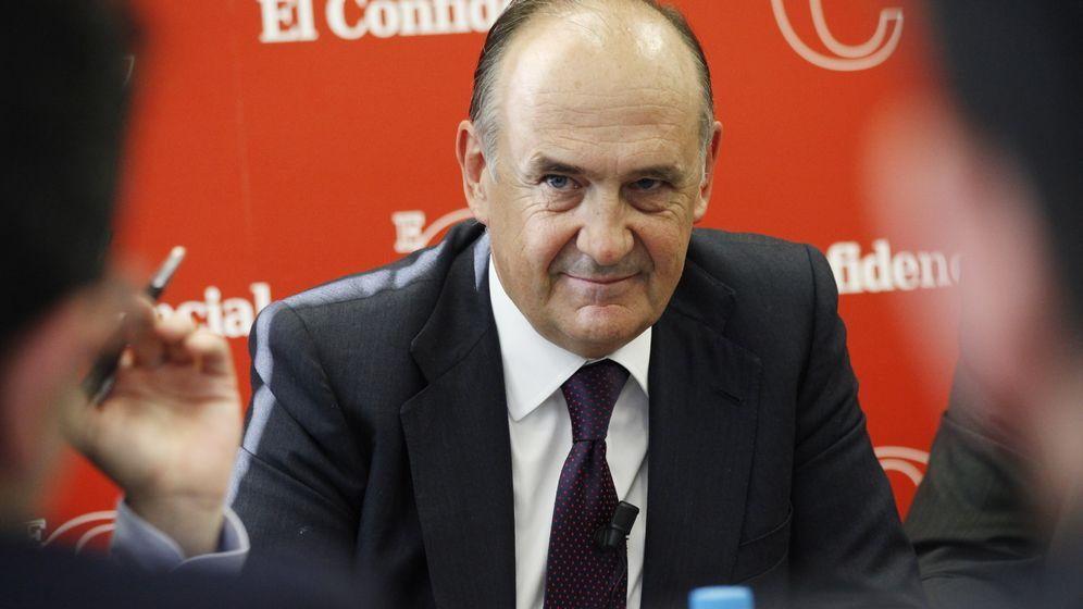 Foto: Juan Béjar, ex consejero delegado de FCC. (Enrique Villarino)