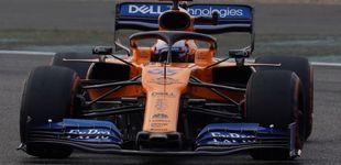 Post de Sainz y McLaren enseñan los dientes y amagan con otra sorpresa en Shanghái
