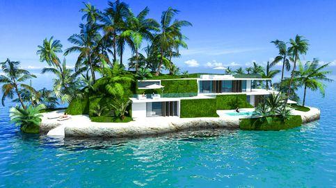 Casas flotantes: el lujo de vivir sobre el agua
