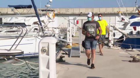 El 'milagro' del pescador de 73 años que sobrevivió tras caer al agua en alta mar