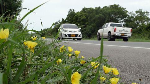 La naturaleza se cobra el daño causado por una carretera en norte de Colombia