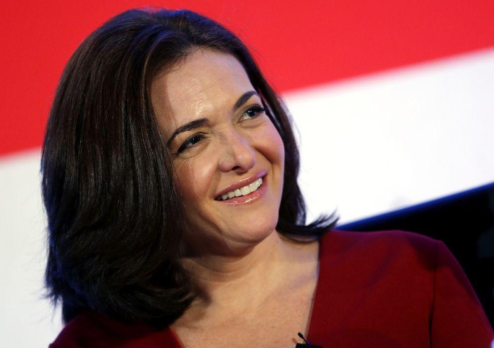 Foto: Sheryl Sandberg, de Facebook, ha editado uno de los diez libros seleccionados. (Mike Segar / Reuters)