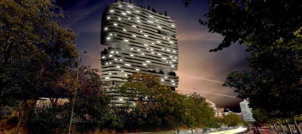 Foto: Imagen del proyecto Residencial Metropolitan del Grupo Ibosa