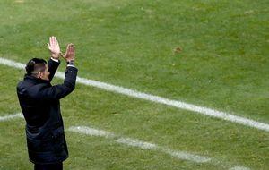 Simeone hizo leer a su plantilla a Carlos Matallanas: Esto es la vida