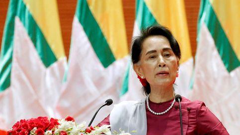 La junta militar de Birmania anula las elecciones que ganó el partido de Suu Kyi