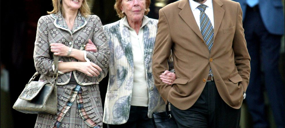 El auto que llevará a la familia de Letizia de nuevo ante un juez