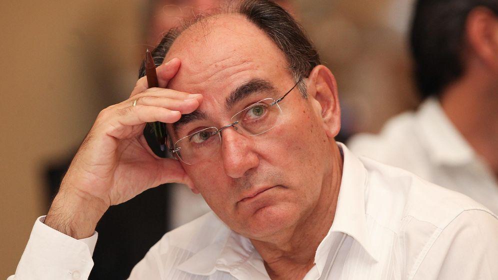 Foto: Ignacio Sánchez Galán, presidente de Iberdrola. (EFE)