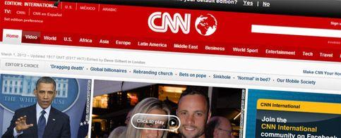 CNN, Kayak, Amazon y Dell, entre las mejores webs del mundo
