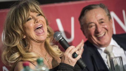 Goldie Hawn asiste al baile de la Ópera de Viena