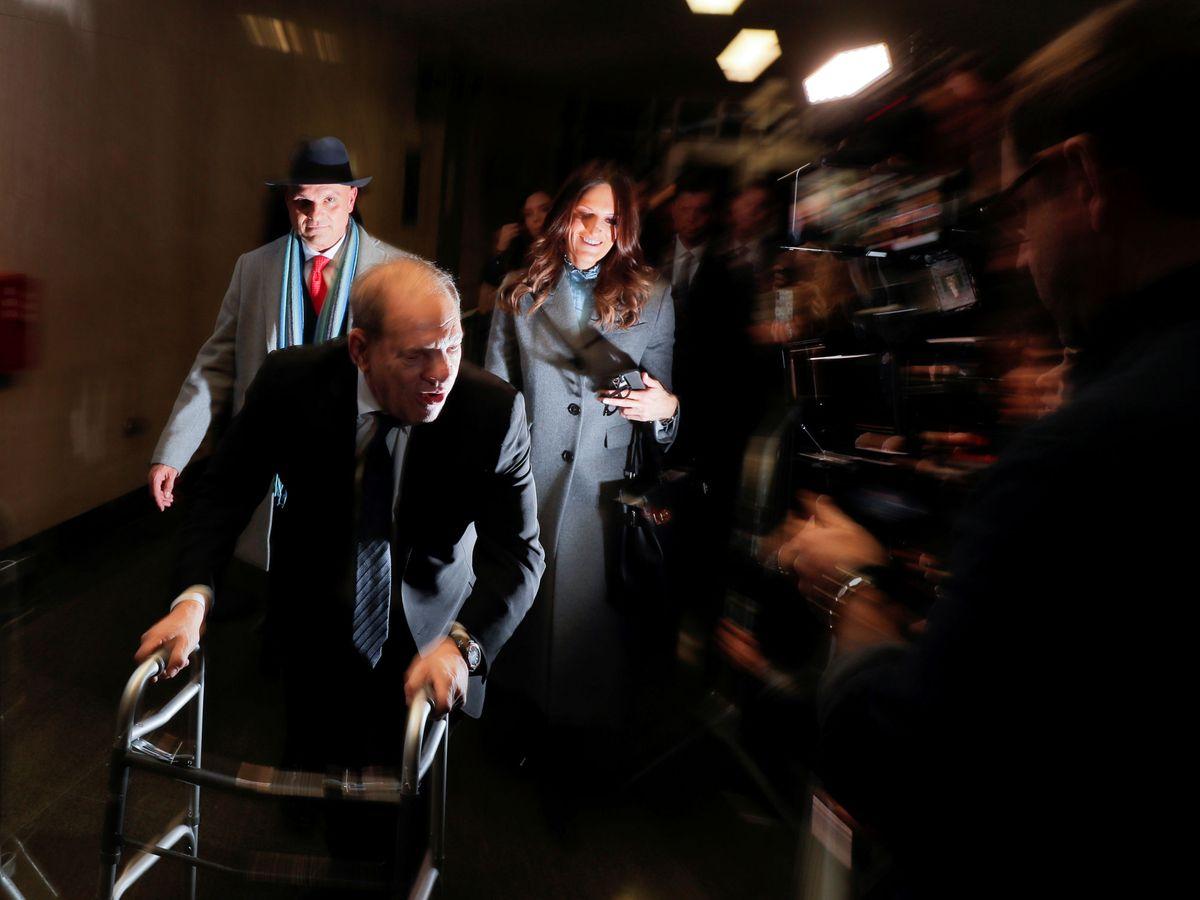 Foto: Harvey Weinstein (Reuters)