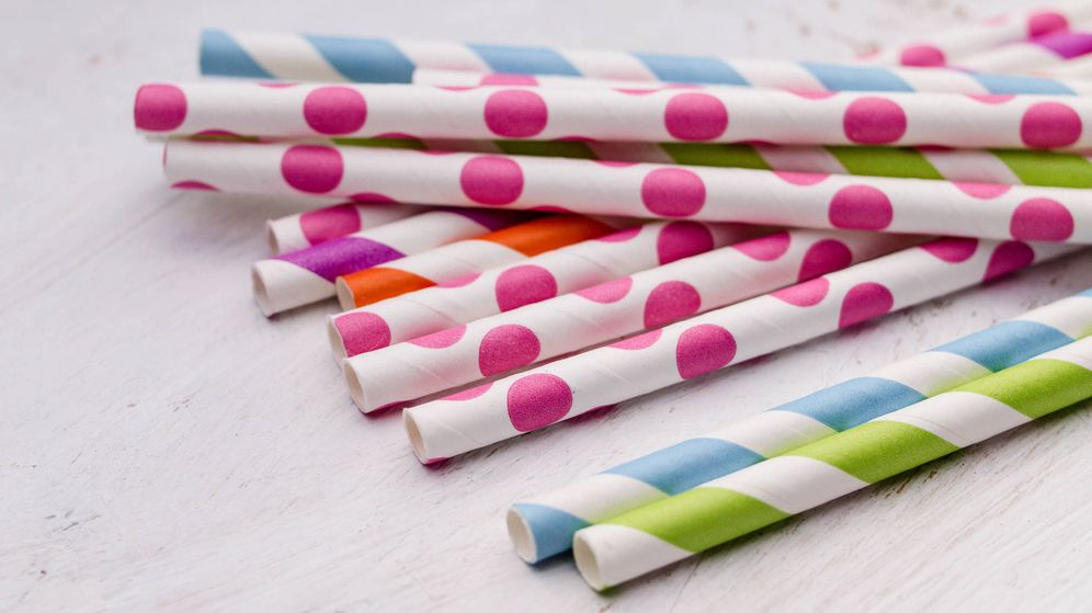 Foto: Pajitas de papel, pronto volverás a verlas (Marco Verch / Flickr)