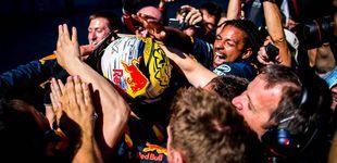 Post de La increíble victoria que podría cambiar el destino de Max Verstappen en Red Bull