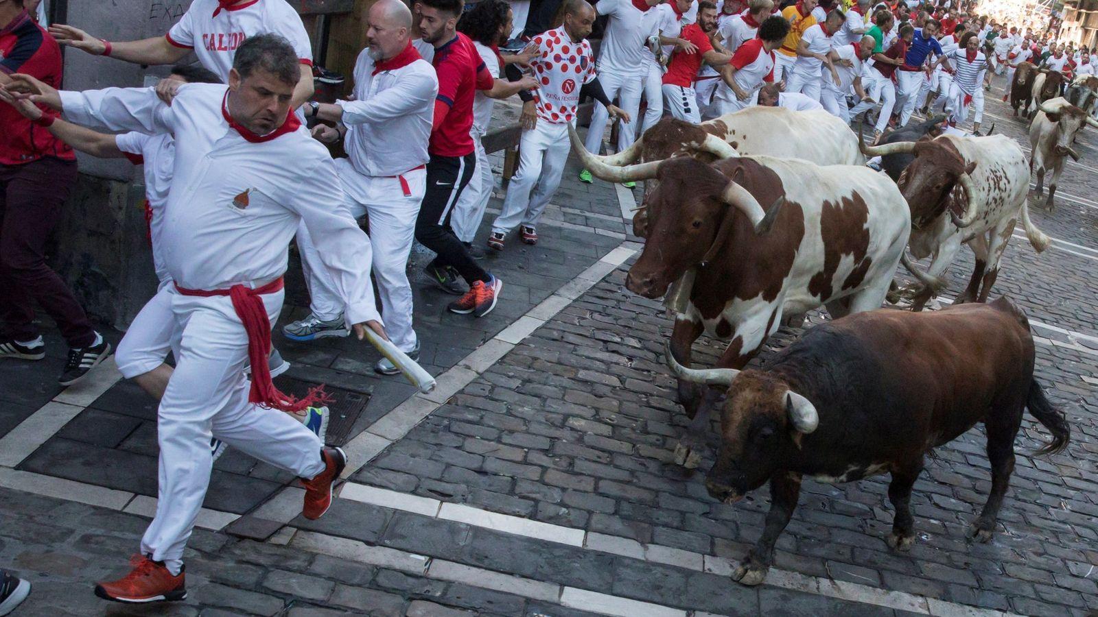 Desierto biología Escultor  San Fermín 2019: todo lo que debes saber sobre los encierros de la fiesta  de Pamplona