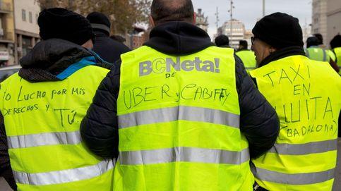 Taxistas y riders amenazan la 'quedada' para 'startups' tras el Mobile: Son unos buitres